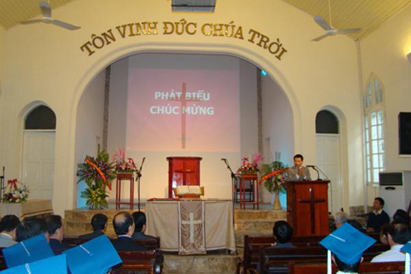 Vietnam General Confederation of Evangelical Churches