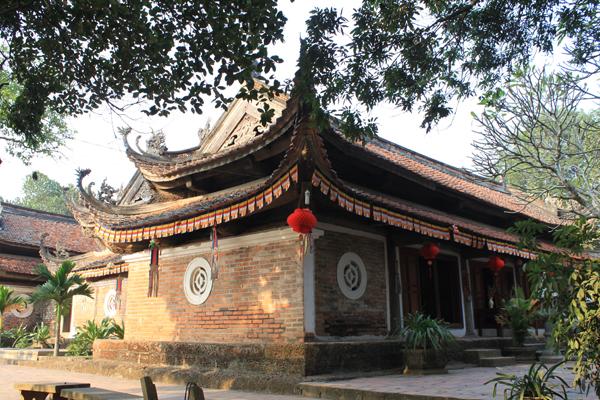 Tay Phuong Pagoda in Hanoi