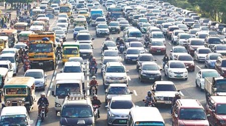 Ten Tips to Surviving the Traffic