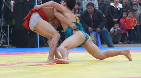 The Art of Traditional Wrestling