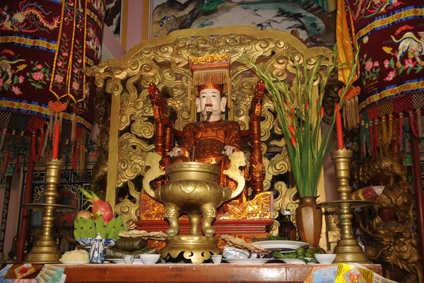 The Dinh Tien Hoang's King