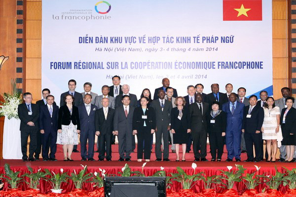 The Francophonie in Vietnam