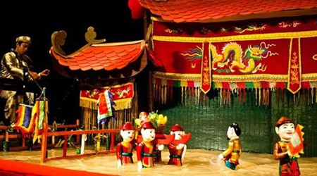 The Water Puppetry Theatre