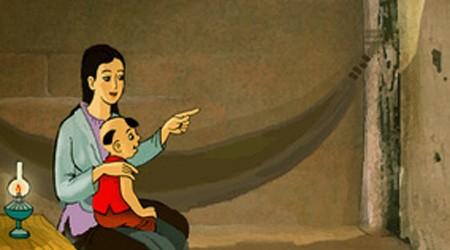 The Young Woman of Nam Xuong Tale