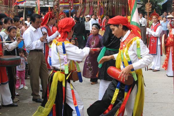 Trieu Khuc Festival Hanoi