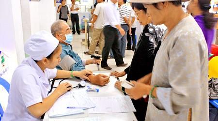 Healthcare in Vietnam