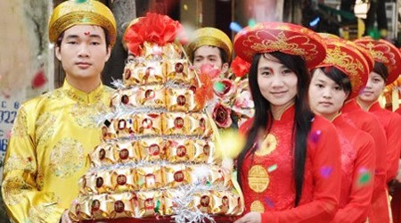 Vietnam Wedding Ceremo