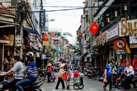 The Historical Meaning Of Street Names In Vietnam Viet