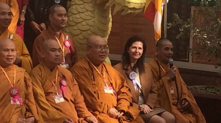 Vietnamese Buddhism Congregation
