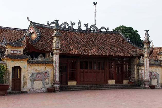 Vietnamese Communal House