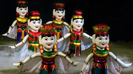History of Traditional Vietnamese Water Puppetry