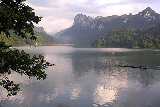 ba be lake cao bang ha giang tour