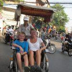 hanoi famliy cyclo tour