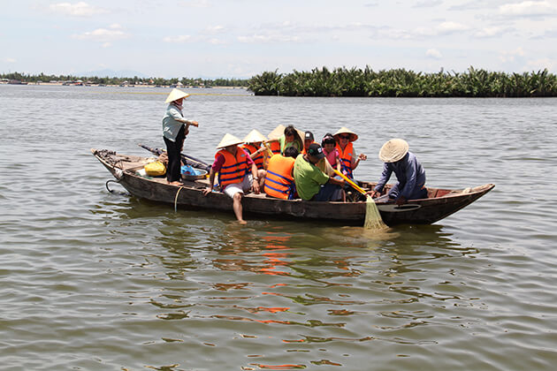 hoi an fishing eco tour