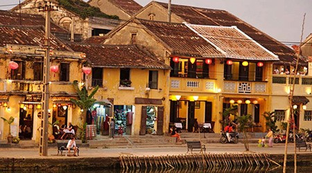 Traditional Urban Houses in Hoi An, Vietnam