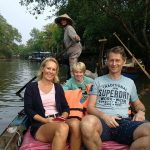 mekong delta boat trip with family