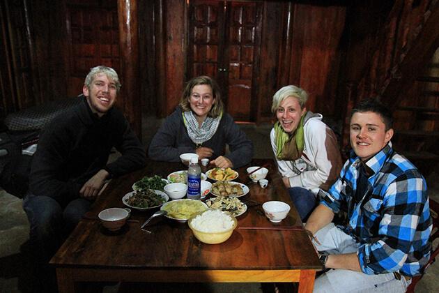 sapa homestay for family trip to vietnam