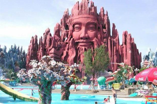 suoi tien amusement park in saigon