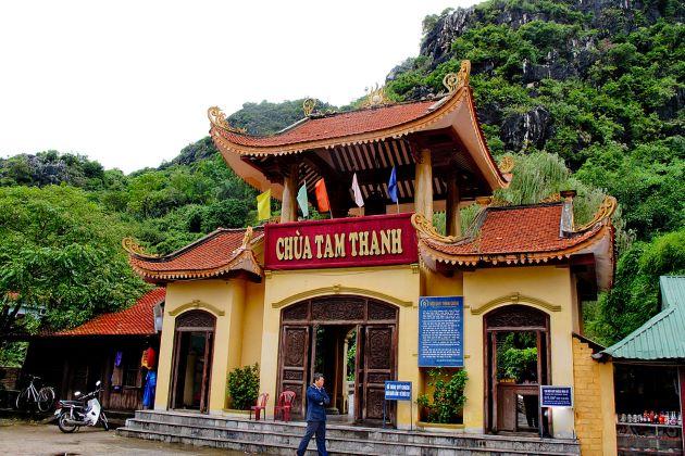 tam thanh pagoda in lang son