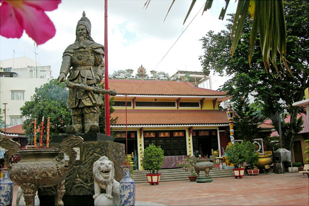 temple of general tran hung dao