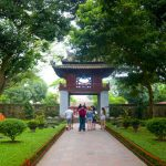 temple of literature vietnam family tour in 15 days