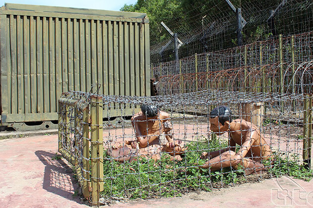 tiger cage phu quoc prison