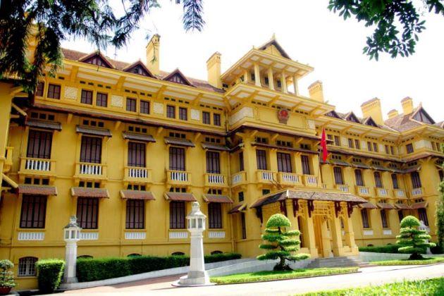 vietnam architecture under nguyen dynasty