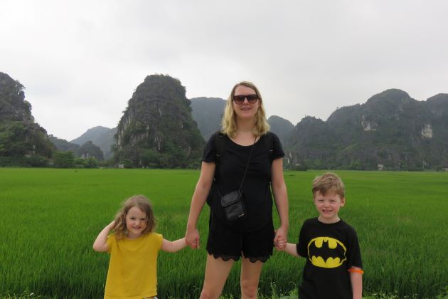 vietnam family tours in ninh binh