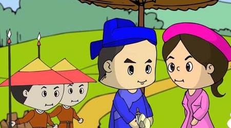 vietnamese fairy tale