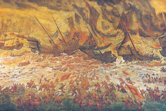 war at bach dang river - meaning of vietnam