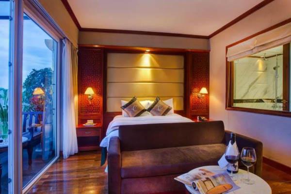 Hanoi conifer boutique 4 star hotel for Hanoi boutique hotel