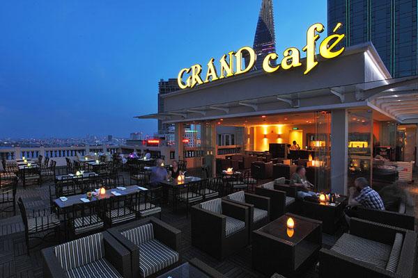 Grand Hotel Ho Chi Minh City Vietnam Vacation