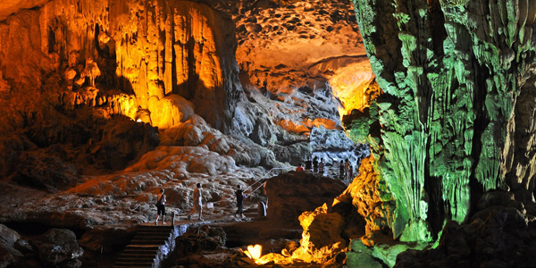 Heaven Palace Cave