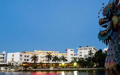 Huong Giang Hotel Hue