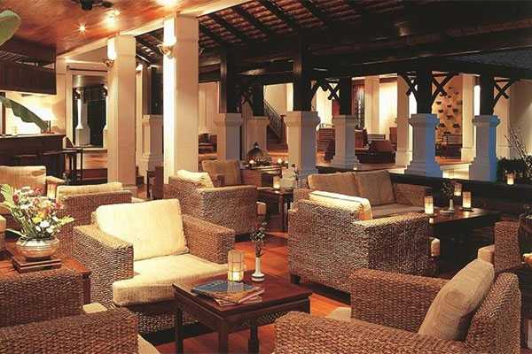 La r sidence phou vao 5 star hotel luang prabang for Luang prabang hotels 5 star