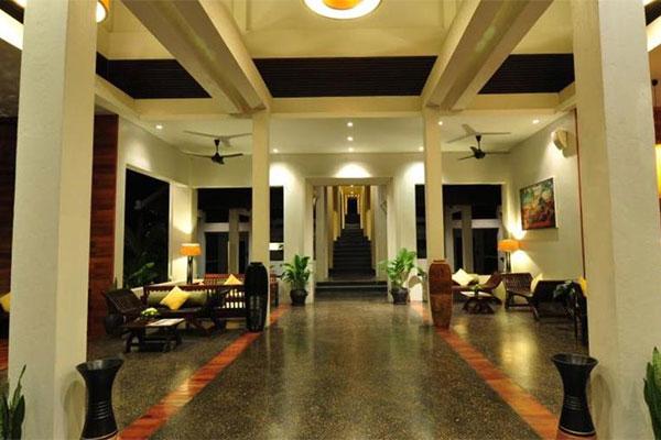 Luang prabang view 5 star hotel for Luang prabang hotels 5 star