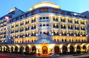 Majestic Saigon Hotel Ho Chi Minh City