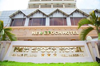 New Epoch Hotel Ho Chi Minh City