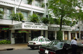 Norfolk Hotel Ho Chi Minh City