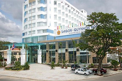 Saigon Quy Nhon 4 star Hotel