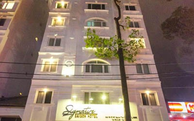 Signature Hotel Ho Chi Minh City