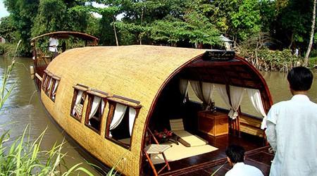 Song Xanh Sampan Cruise on Mekong River – 3 Days