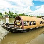 3 Day Song Xanh Sampan Cruise on Mekong River – Op. 2