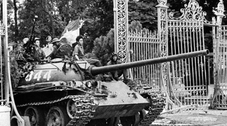 The reunification of Vietnam