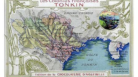 Tonkin Map