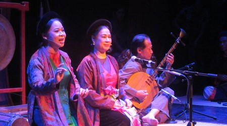 Traditional Viet Music