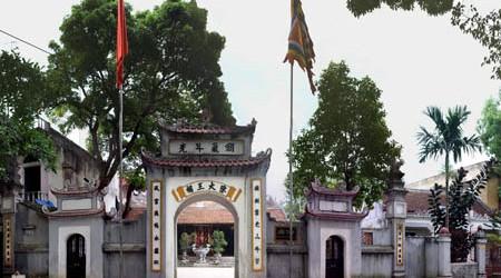 Tran Temple, Nam Dinh