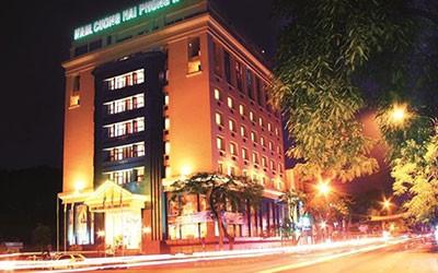 Tray Hotel Hai Phong