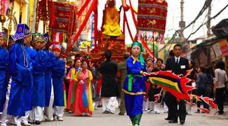 Trieu Khuc Festival