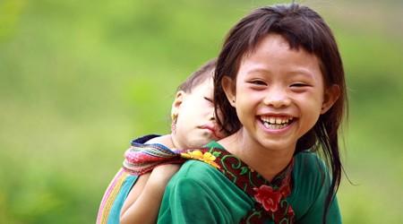 Vietnamese Laughter